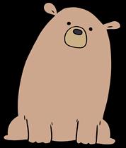 MHST Bear Cropped